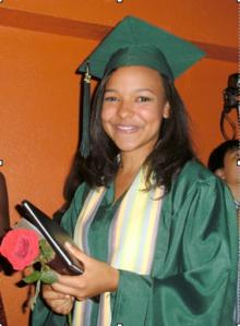 Debbi graduation