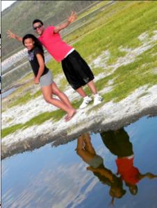 Daniel & Debbi @ Crater Lake