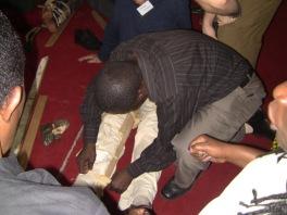IDRN Ibrahim splinting